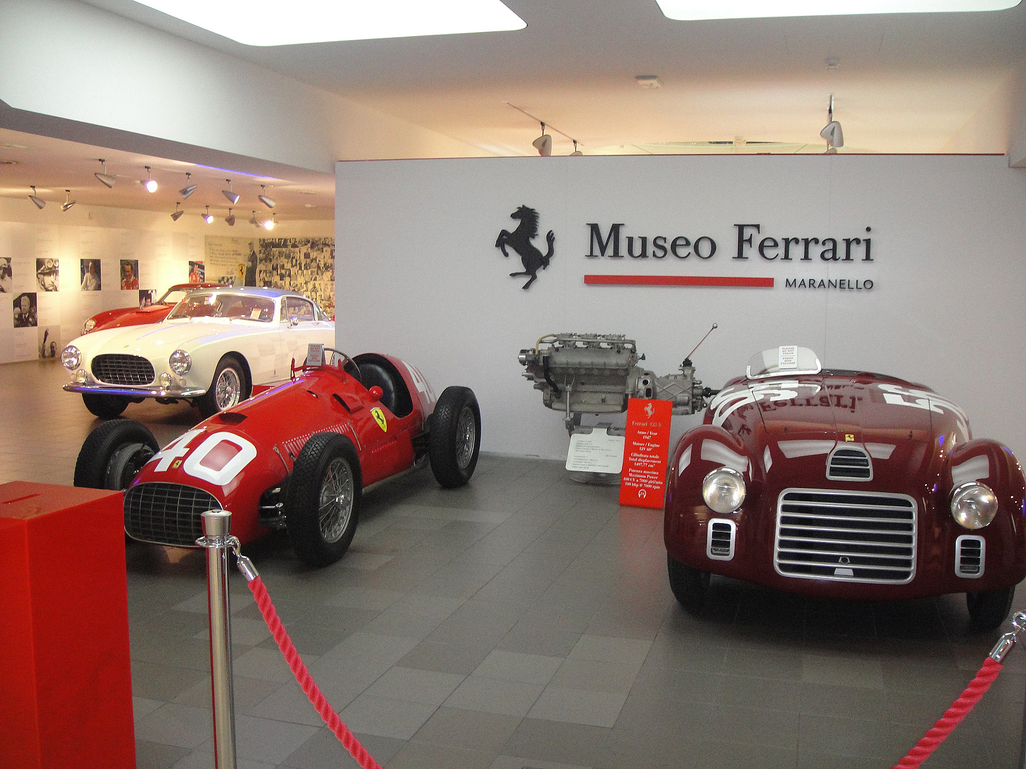Maranello Village And Ferrari Museum Mgt Design