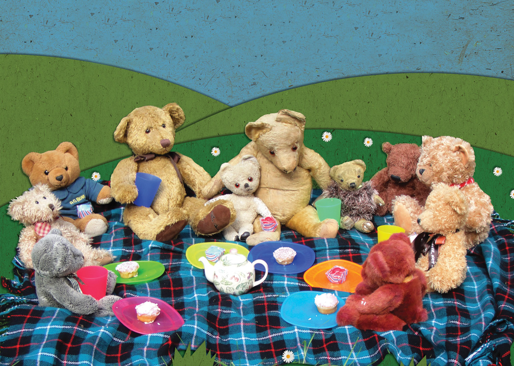 teddy bears picnic The teddy bears picnic moama promises to be an amazing evening of  entertainment for the young and young at heart this year see the mik.