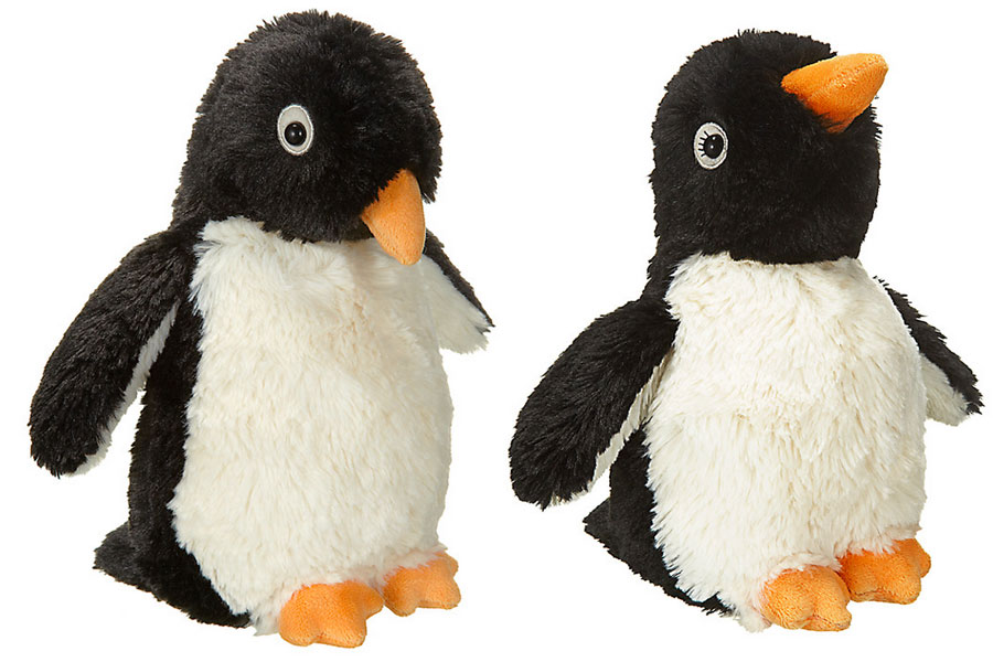 Monty and Mabel Penguins