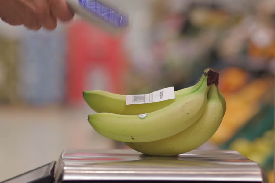 Scan as you Shop Fruit