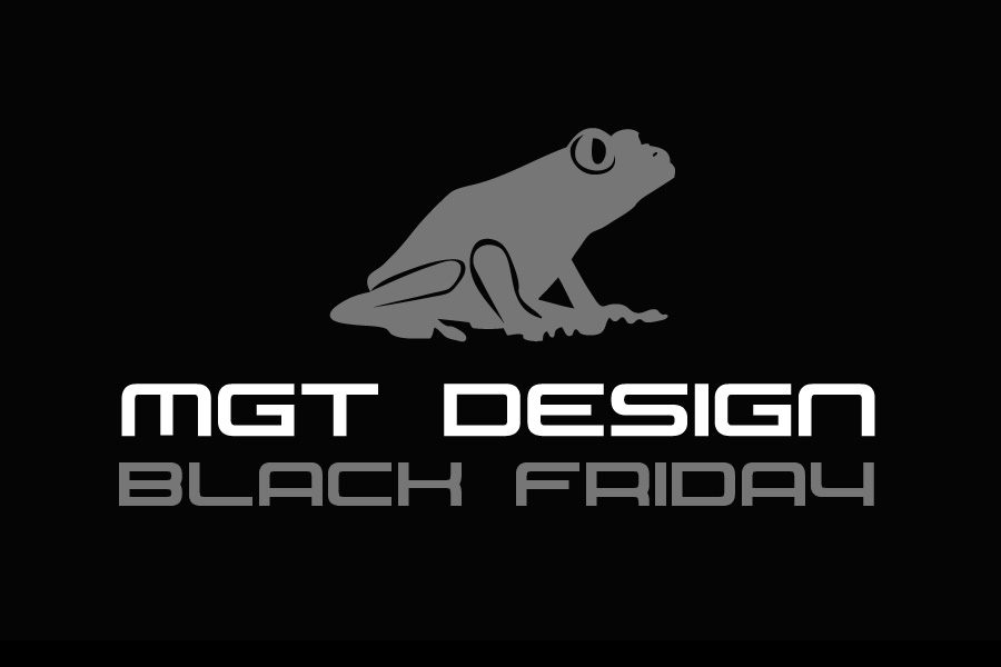 mgt design black friday