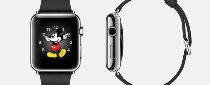 Mickey-Mouse-Apple-Watch