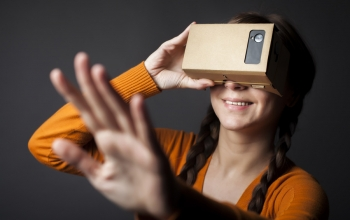 Say Hello To A 3D World With Google Cardboard