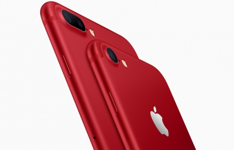 Apple Release Red iPhone 7 & iPhone 7 Plus